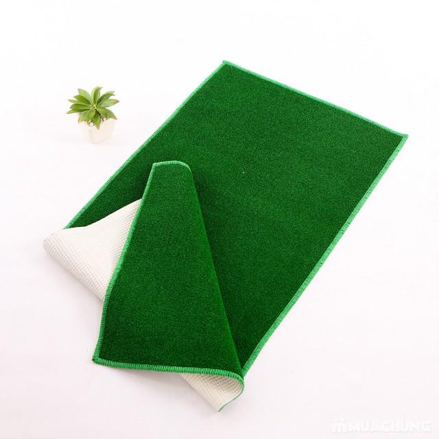 Thảm cỏ nhân tạo cao cấp Carmi 120x50cm  - 1
