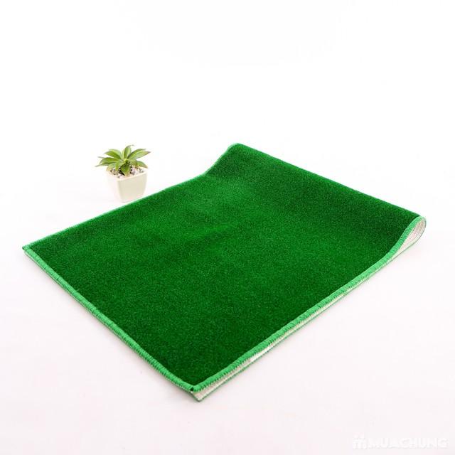 Thảm cỏ nhân tạo cao cấp Carmi 120x50cm  - 5