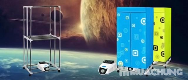 Tủ sấy quần áo cao cấp EROSS có điều khiển từ xa - 8