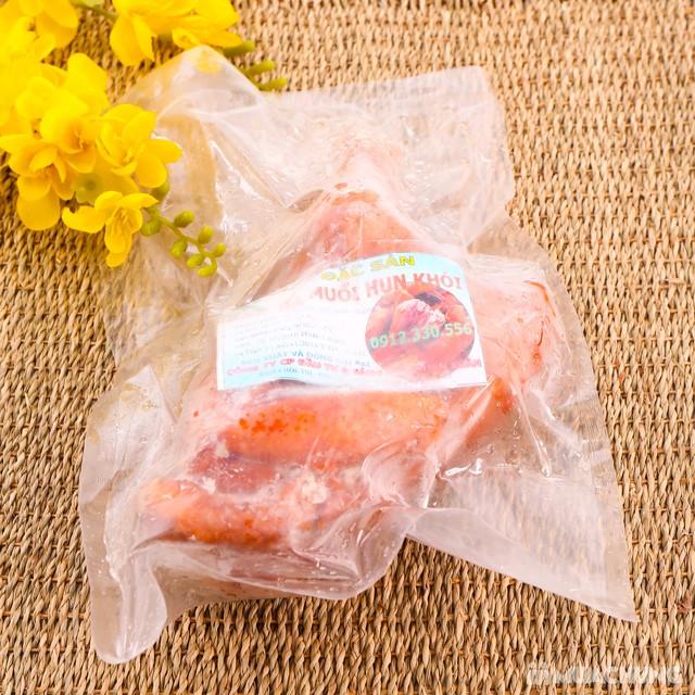 1 con gà muối hun khói đặc sản loại 1kg - 11