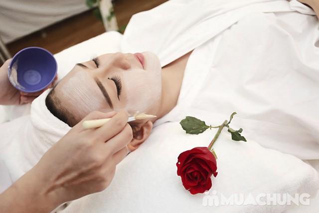 Deal lì xì: Sạch bay mụn cám da láng mịn đón Xuân Ngọc Spa - 7