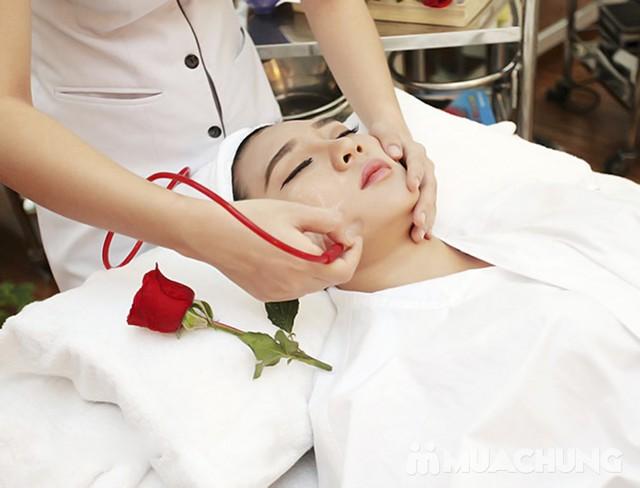 Deal lì xì: Sạch bay mụn cám da láng mịn đón Xuân Ngọc Spa - 6