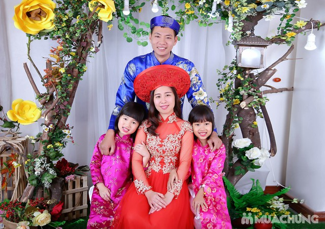 Trọn gói chụp ảnh gia đình tại Suitin Studio - 2