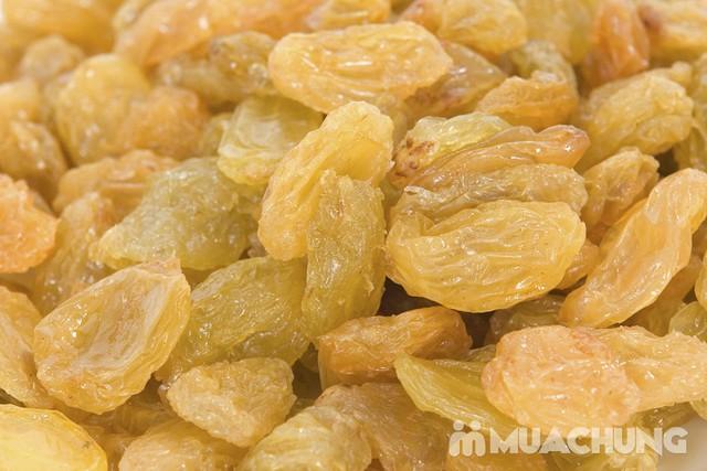 2 túi nho vàng sấy khô đặc sản Ninh Thuận - 13