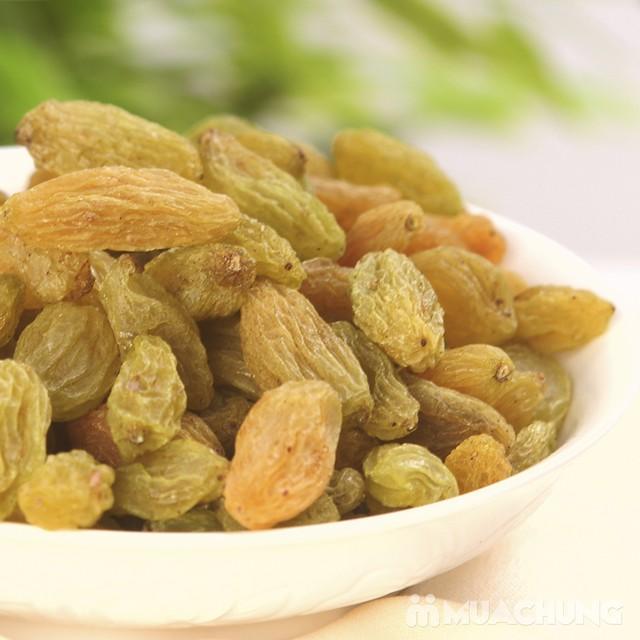2 túi nho vàng sấy khô đặc sản Ninh Thuận - 5
