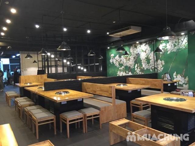 Buffet Lẩu nướng Gri & Gri Trần Thái Tông-Menu VIP - 9