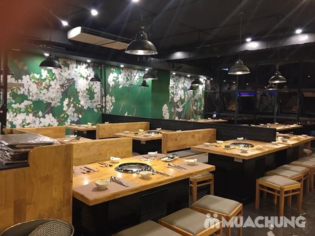 Buffet Lẩu nướng Gri & Gri Trần Thái Tông-Menu VIP - 12