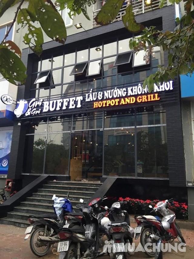 Buffet Lẩu nướng Gri & Gri Trần Thái Tông-Menu VIP - 11