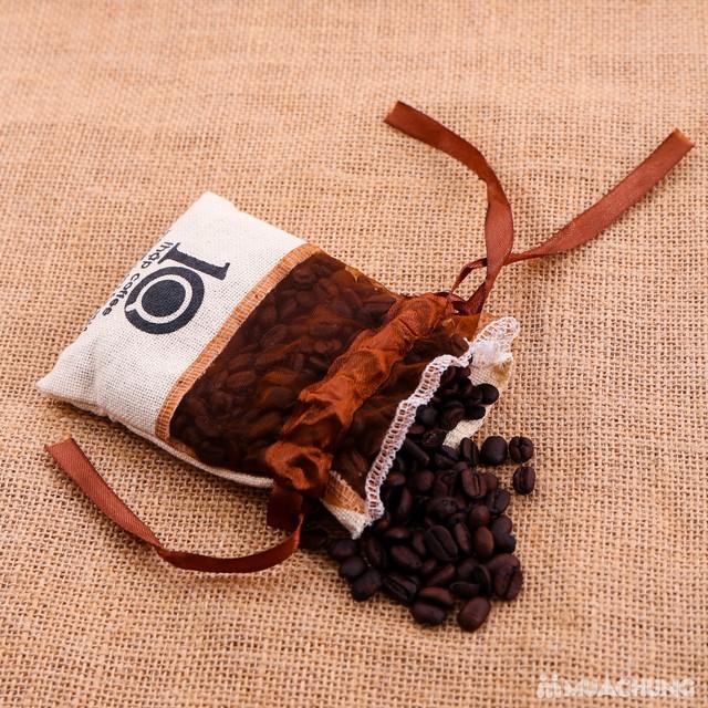 Túi thơm hương cà phê - Hương thơm 100% tự nhiên - 6