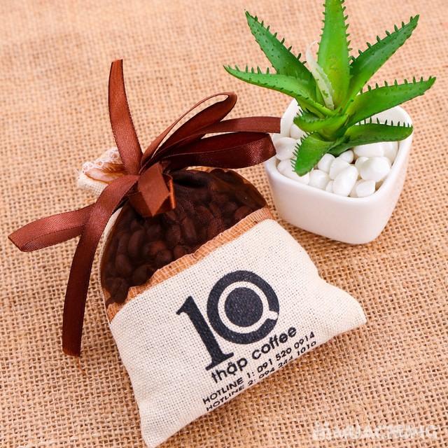 Túi thơm hương cà phê - Hương thơm 100% tự nhiên - 2