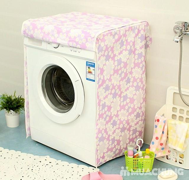 Tầm phủ máy giặt cửa ngang loại siêu dầy - 2