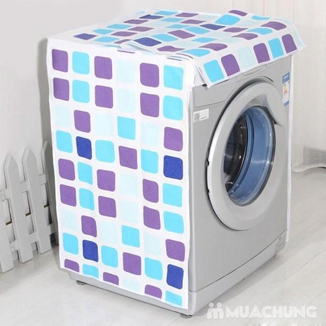 Tầm phủ máy giặt cửa ngang loại siêu dầy - 1