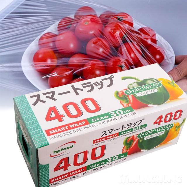 Màng bọc thực phẩm Smart Wrap 30cmx300m - 4