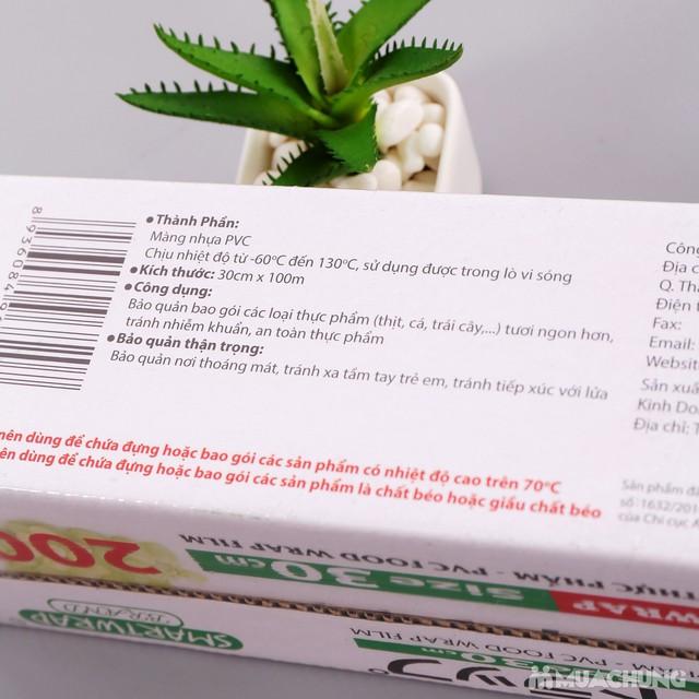 Màng bọc thực phẩm Smart Wrap 30cmx100m - 11