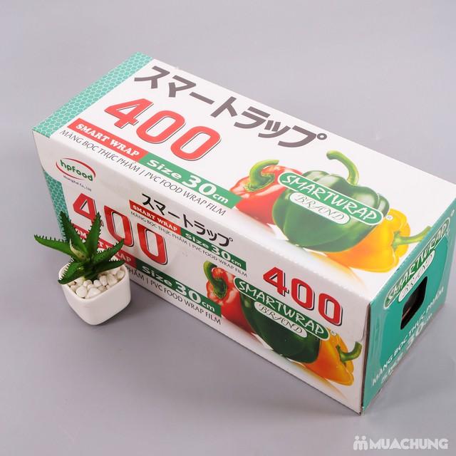 Màng bọc thực phẩm Smart Wrap 30cmx300m - 11