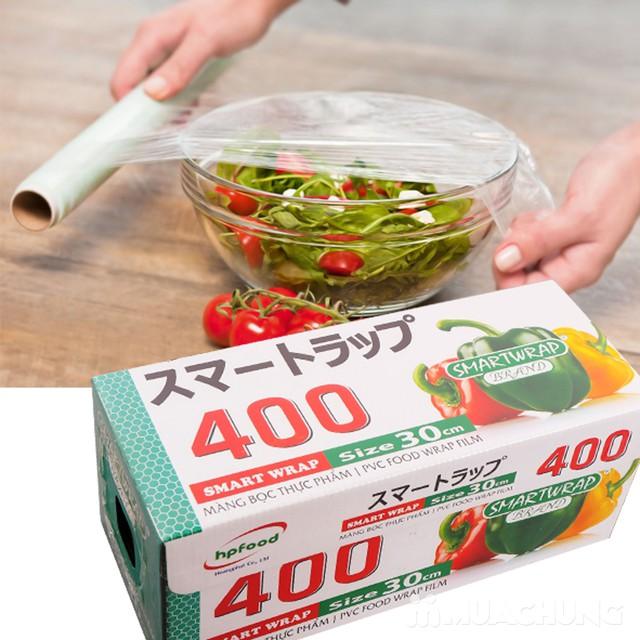 Màng bọc thực phẩm Smart Wrap 30cmx300m - 10