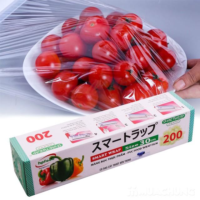 Màng bọc thực phẩm Smart Wrap 30cmx100m - 14