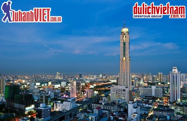 TOUR QUẢNG CÁO:Trải nghiệm hè du lịch Thái Lan: Bangkok - Pattaya 5N4Đ - 6