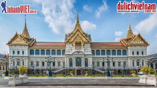 TOUR QUẢNG CÁO:Trải nghiệm hè du lịch Thái Lan: Bangkok - Pattaya 5N4Đ - 3