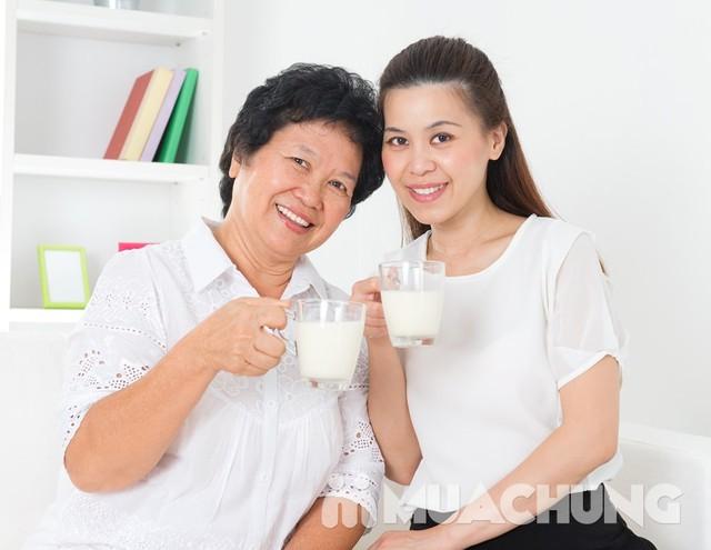 1 thùng/24 hộp sữa tươi ít béo Promess NK Pháp - 16
