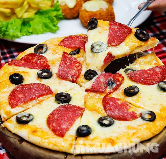 Voucher giảm giá tất cả thức ăn tại Pizza Hoa Ý - 1