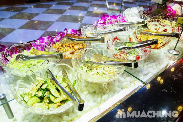 Buffet nướng lẩu cao cấp tại nhà hàng Thái BBQ - 12