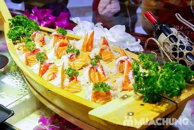 Buffet nướng lẩu cao cấp tại nhà hàng Thái BBQ - 14