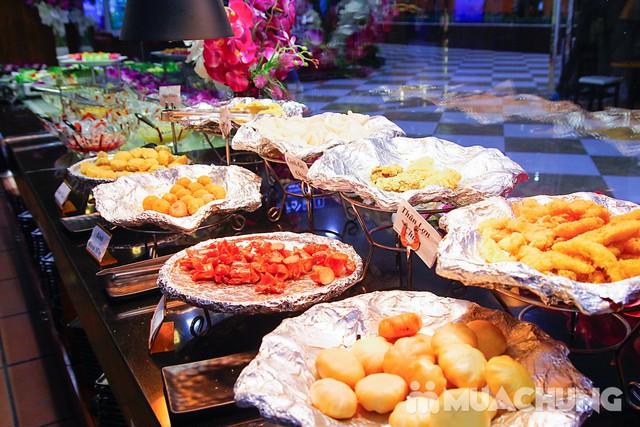 Buffet nướng lẩu cao cấp tại nhà hàng Thái BBQ - 17