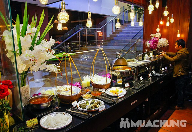 Buffet nướng lẩu cao cấp tại nhà hàng Thái BBQ - 7