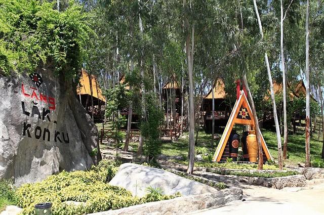 Khu du lịch Trăm Trứng Nha Trang - Trọn gói Tắm Bùn + Ăn trưa cho 2 khách - 14