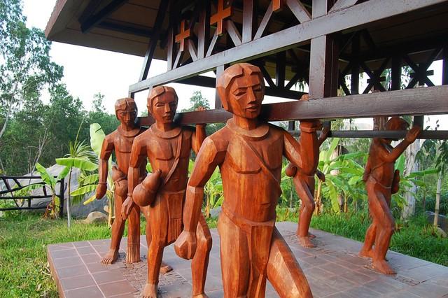 Khu du lịch Trăm Trứng Nha Trang - Trọn gói Tắm Bùn + Ăn trưa cho 2 khách - 16