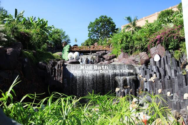 Khu du lịch Trăm Trứng Nha Trang - Trọn gói Tắm Bùn + Ăn trưa cho 2 khách - 21
