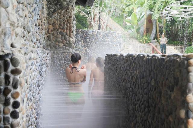 Khu du lịch Trăm Trứng Nha Trang - Trọn gói Tắm Bùn + Ăn trưa cho 2 khách - 27