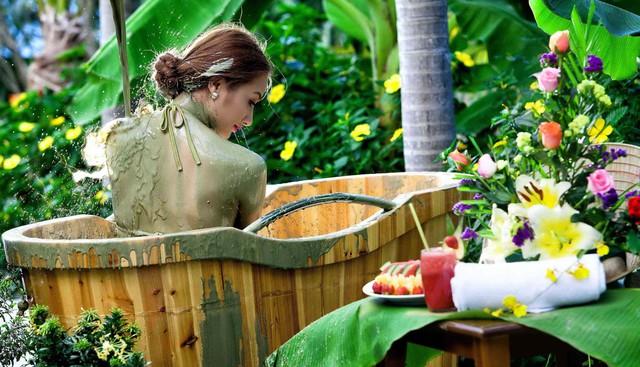 Khu du lịch Trăm Trứng Nha Trang - Trọn gói Tắm Bùn + Ăn trưa cho 2 khách - 29