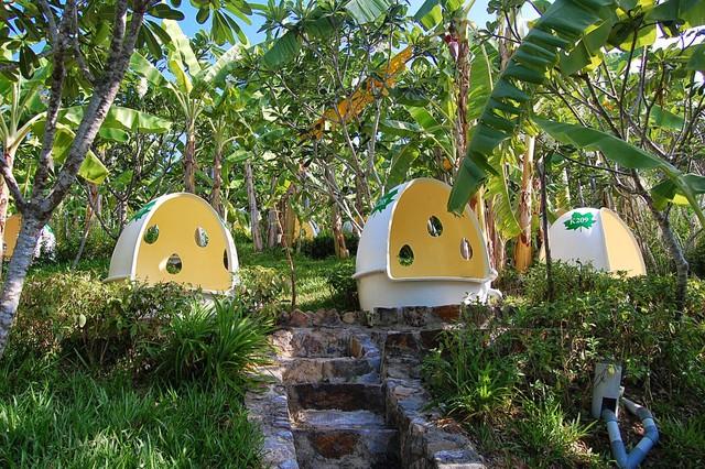 Khu du lịch Trăm Trứng Nha Trang - Trọn gói Tắm Bùn + Ăn trưa cho 2 khách - 35