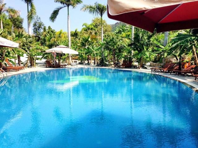 Khu du lịch Trăm Trứng Nha Trang - Trọn gói Tắm Bùn + Ăn trưa cho 2 khách - 22