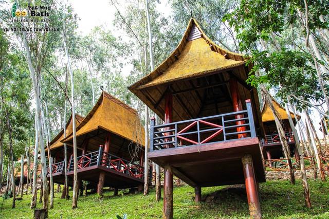 Khu du lịch Trăm Trứng Nha Trang - Trọn gói Tắm Bùn + Ăn trưa cho 2 khách - 15
