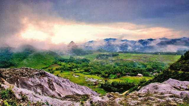 Mai Châu - Mộc Châu - Thiên Thai - Đền Bồng Lai - 16