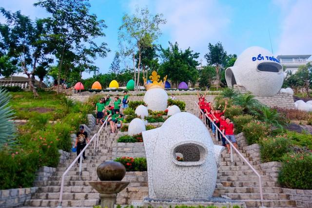 Khu du lịch Trăm Trứng Nha Trang - Trọn gói Tắm Bùn + Ăn trưa cho 2 khách - 5