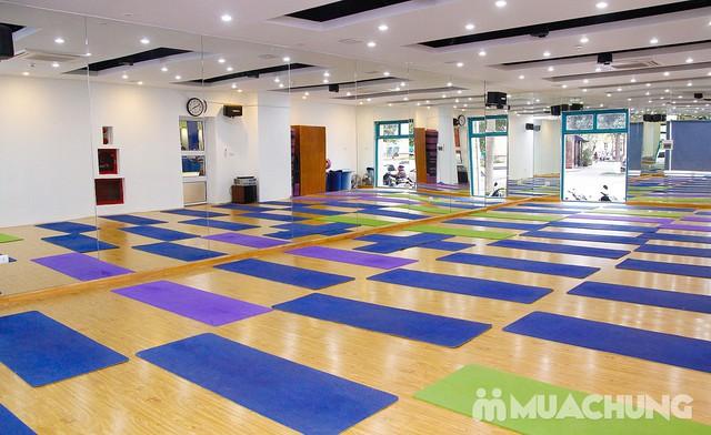 1 tháng tập Gym, Yoga, Lớp nhóm GX, Xông hơi - 13