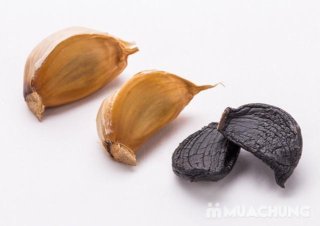 Tỏi đen Việt Nam 100% lên men tự nhiên 500g - 4