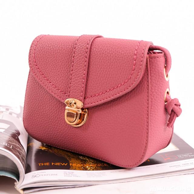 Túi đeo mini H2 BH 6 tháng- Tặng móc treo xinh xắn - 15