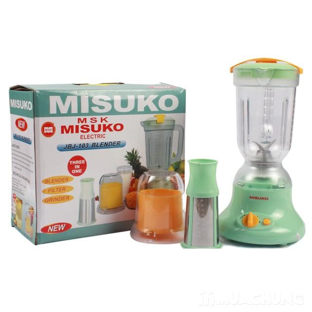 Máy xay sinh tố Misuko JBJ 103 - 3