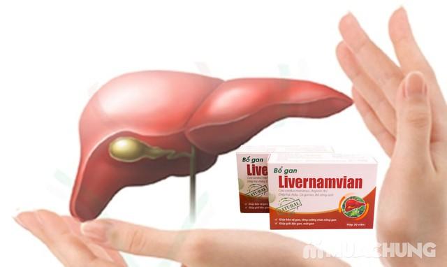 TPBVSK - 2 hộp Bổ gan Livernamvian (30 viên/1 hộp) - 10