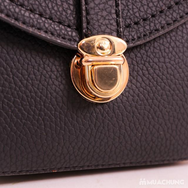Túi đeo mini H2 BH 6 tháng- Tặng móc treo xinh xắn - 11