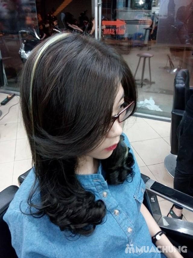 Nhuộm tóc đẹp tặng hấp tại Nhung Hair Salon & Spa - 5