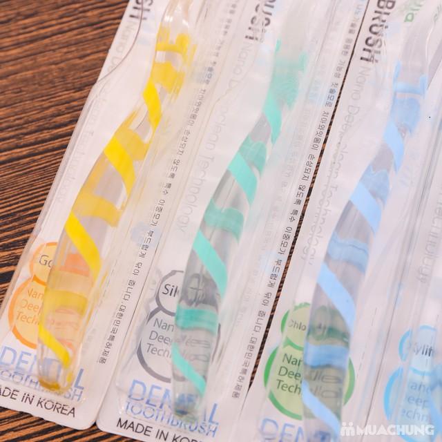 05 bàn chải đánh răng Bis Nano Hàn Quốc - 7