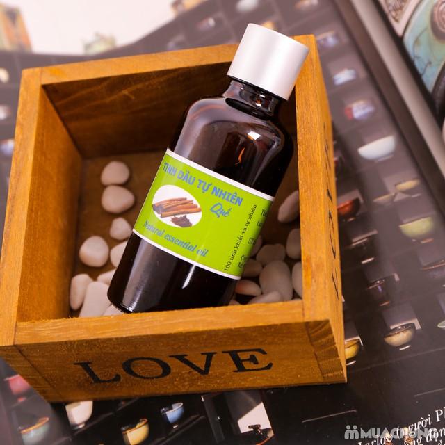 50ml Tinh dầu tự nhiên hương quế 100% thiên nhiên - 5
