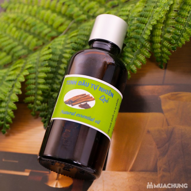 50ml Tinh dầu tự nhiên hương quế 100% thiên nhiên - 9
