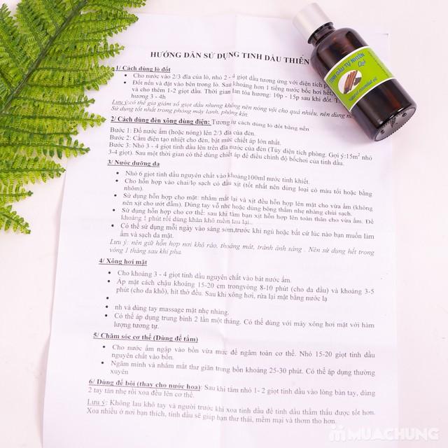 50ml Tinh dầu tự nhiên hương quế 100% thiên nhiên - 10
